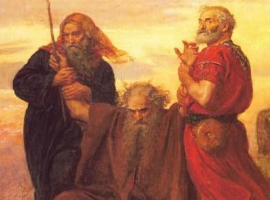 Moses Amalikites