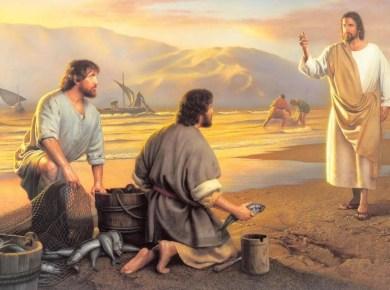 Jesus Follow Me