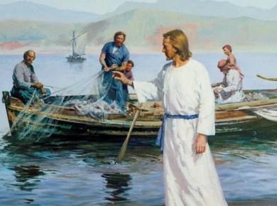 Jesus Sea of Galilee