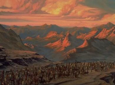Fulfill His promise, Israel