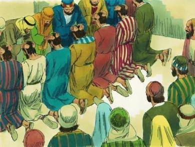 The seven deacons