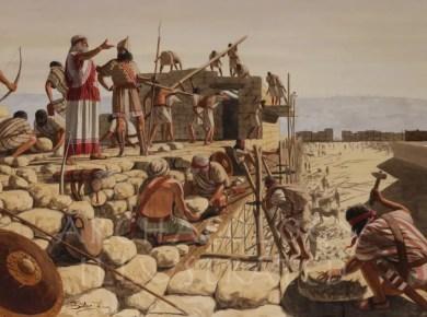 Jews return to Jerusalem