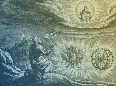 Ezekiel see God