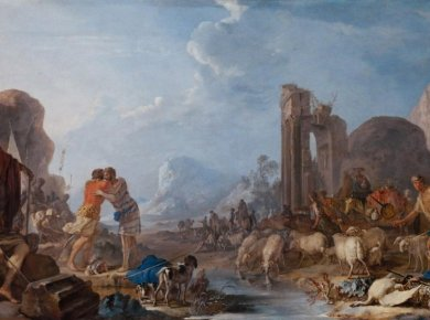 Jacob and Esau, why did God prefer Jacob