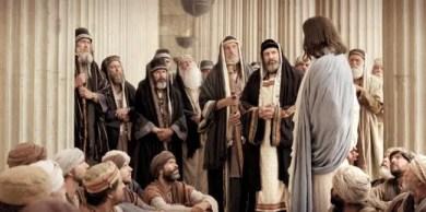 Pharisees accuse Jesus, Beelzebub