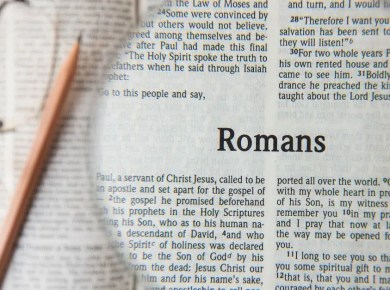 Romans 5:18. 19