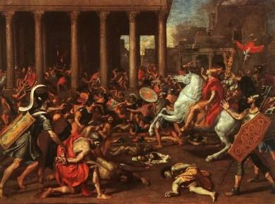 Antiochus IV, Romans