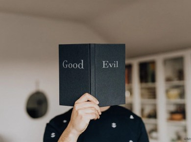 know good and evil