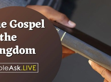 Why do we rarely hear about God's Kingdom in today's churches even though Jesus taught it widely?