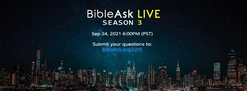 BibleAsk Live