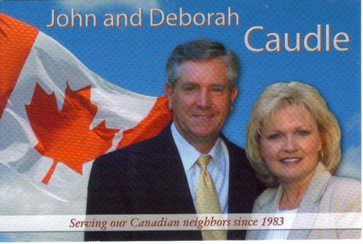John & Deborah Caudle