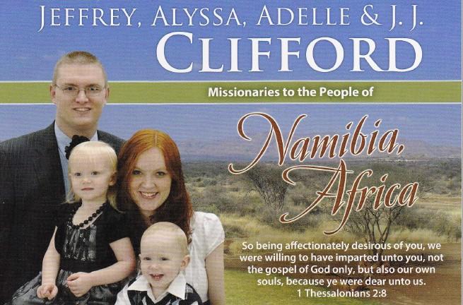 Jeffrey & Alyssa Clifford