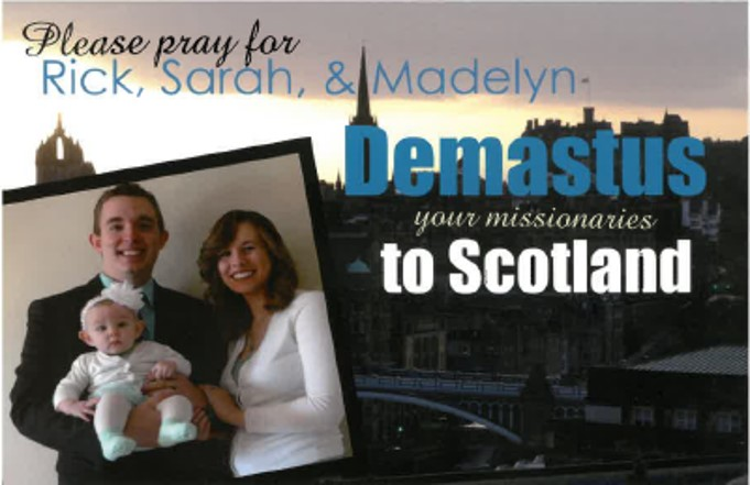 Rick & Sarah Demastus