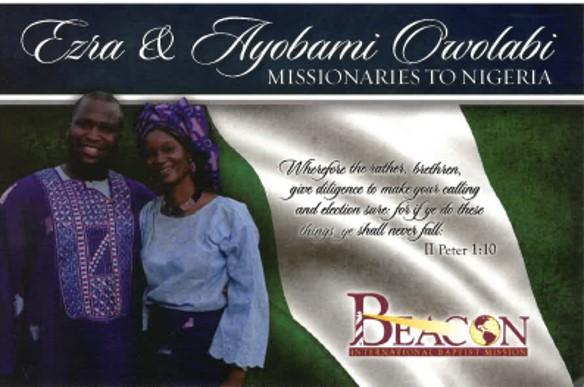Ezra & Ayobami Owolabi