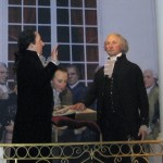 George Washington's First Inaugural Address