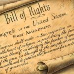 The Five Freedoms Guaranteed Us by The First Amendment