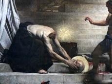 Martyrdom of St Denis (zoomed)