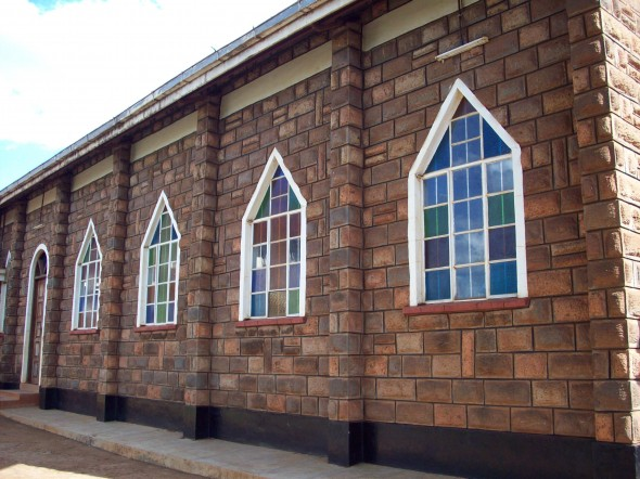 thika district, kenya