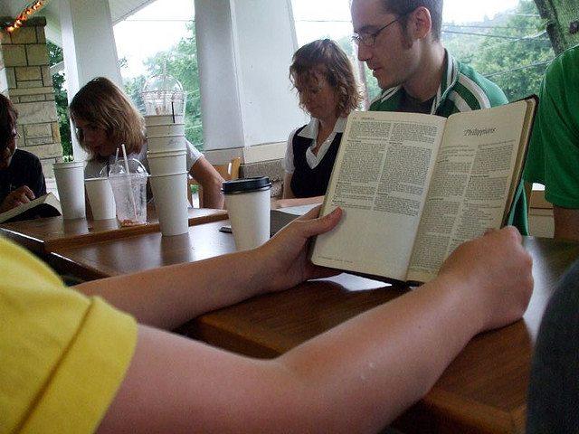 bible, community, small group, study
