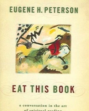 book review: eat this book [a conversation in the art of spiritual reading]