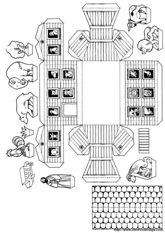 Bible en famille - Construire une arche