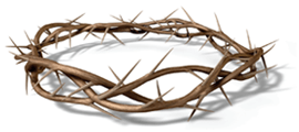 Resurrection Egg Crown of Thorns