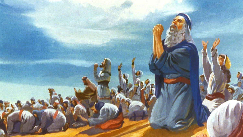 第20課出埃及 – 畫說聖經