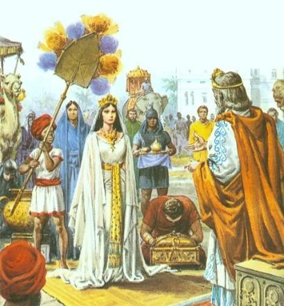 第 51課 所羅門王建殿 – 畫說聖經