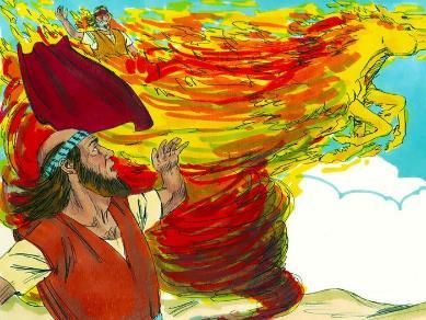 第58課 北國先知以利沙一 – 畫說聖經