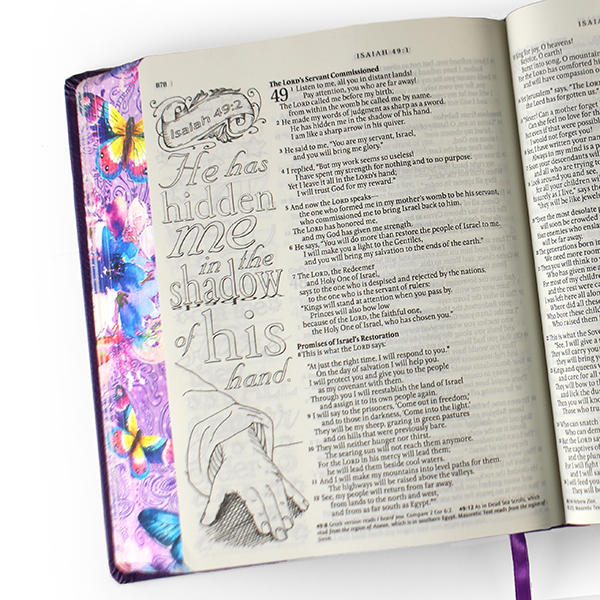 Inspire Praise Bible  Bible Journaling Made Simple
