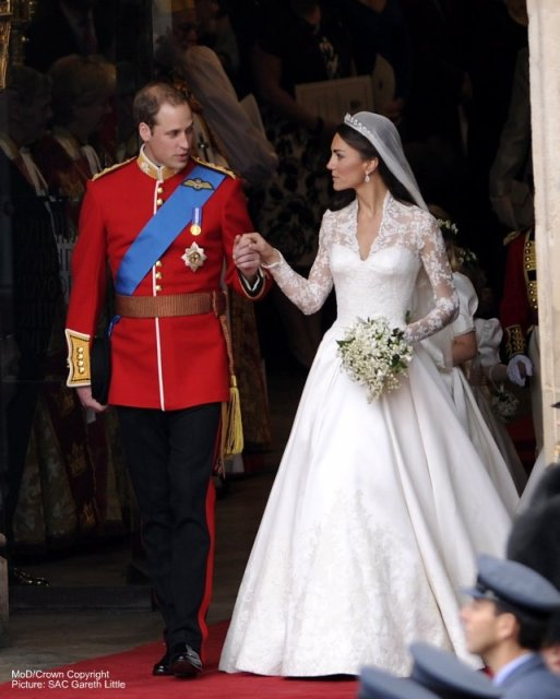 Royal Wedding of William and Catherine Middleton