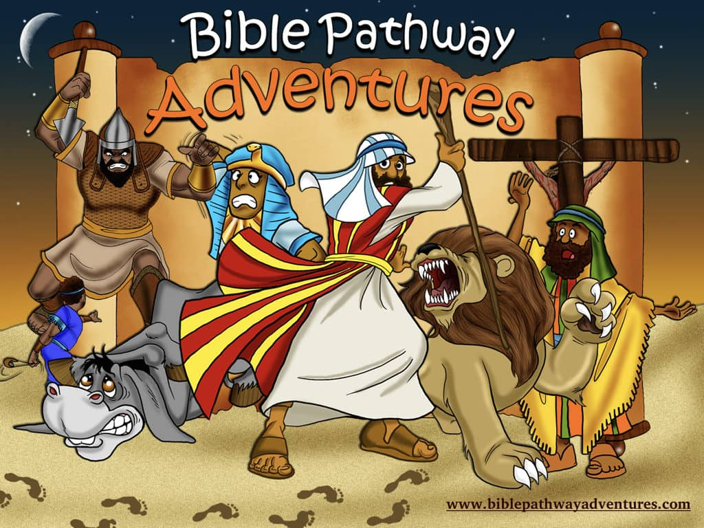 Free Bible Story For Kids