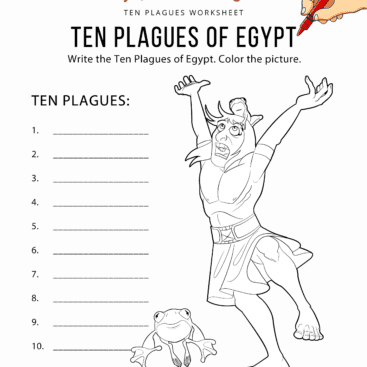 Bible Worksheets for Kids: Free biblical resources for