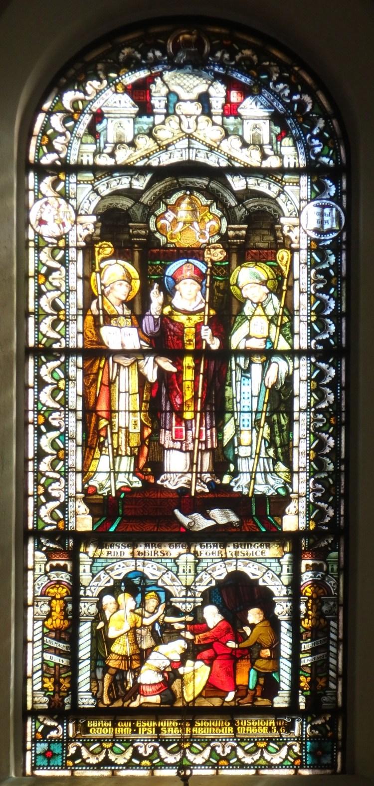Saint Meinrad Archabbey, Matthew 5:6