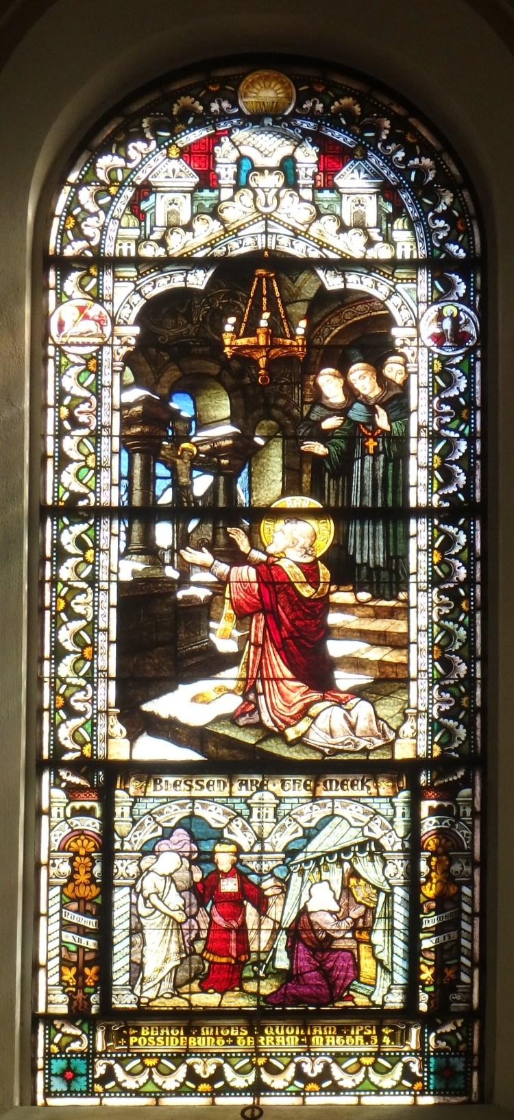 Saint Meinrad Archabbey, Matthew 5:4
