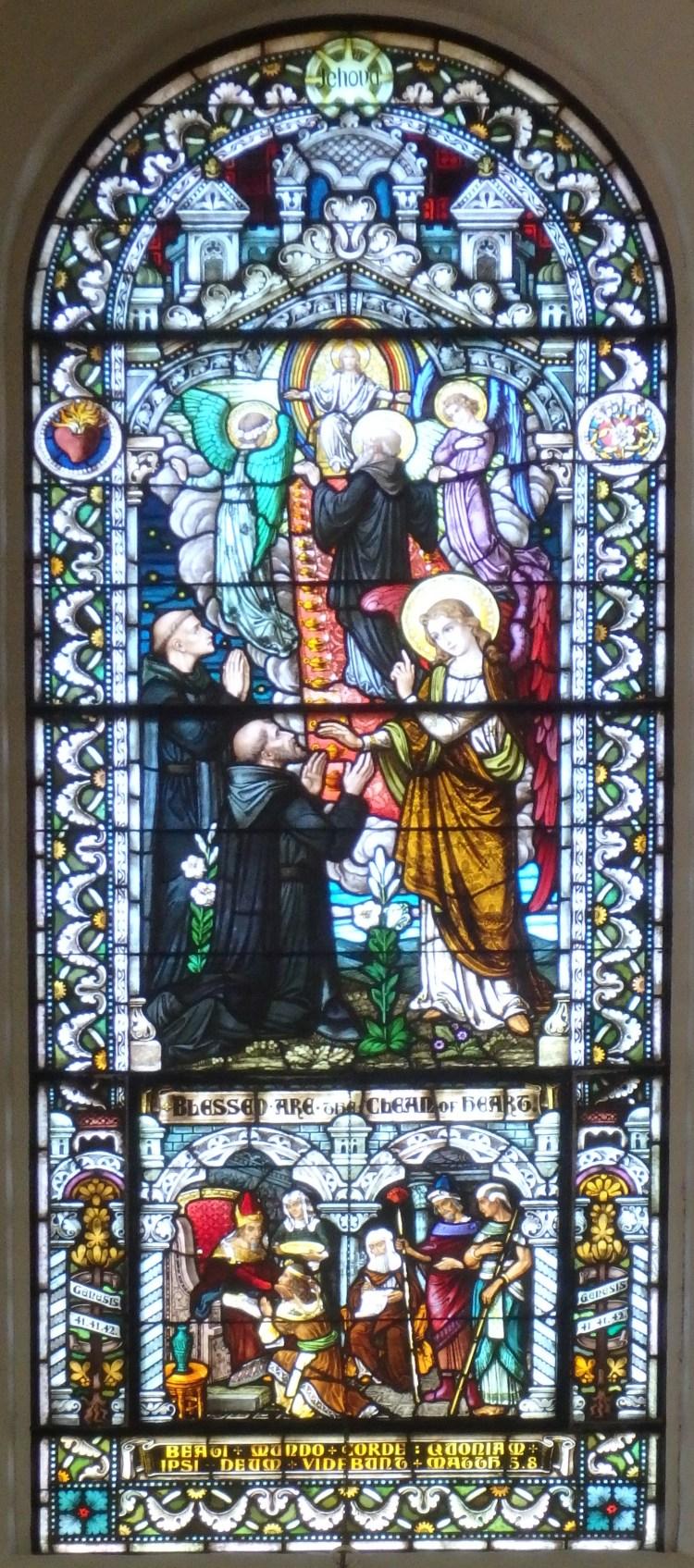 Saint Meinrad Archabbey, Matthew 5:8