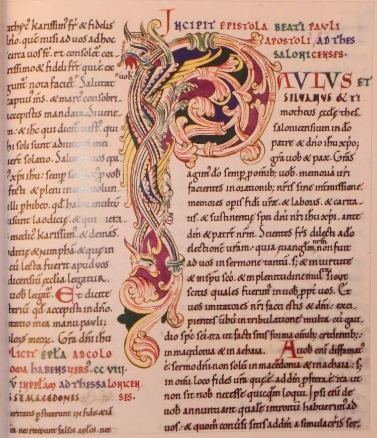 Carilef Bible, A.D. 1000-1100