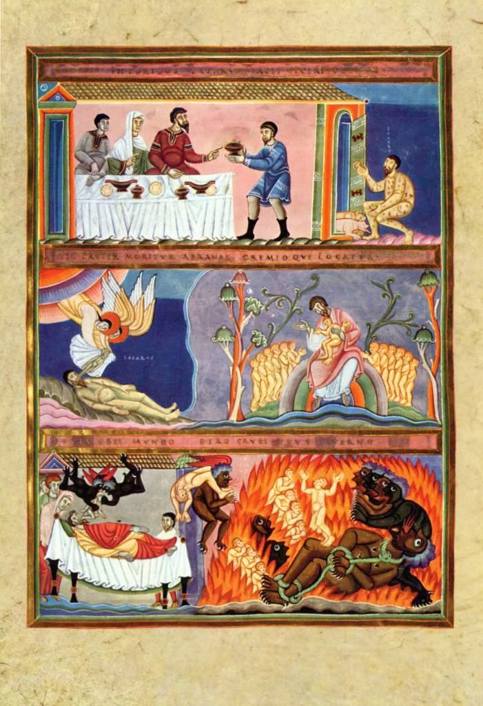 Codex Aureus of Echternach, A.D. 1030-1050