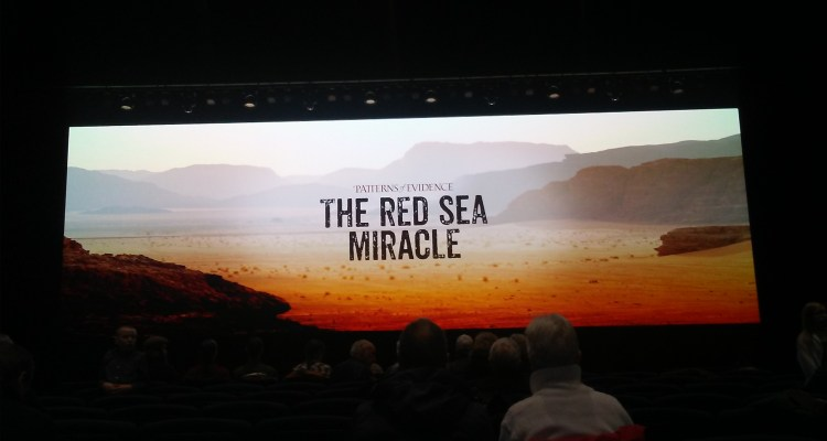 Red Sea Miracle - Screen