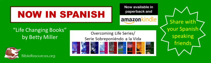 Overcoming Life Series Now Available in Spanish
