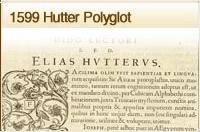 1599 Hugh Polyglot