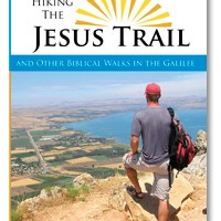 1. Hike the Bible - Jesus Trail