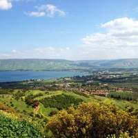 19. Hike the Bible - Jesus at the Sea of Galilee 2