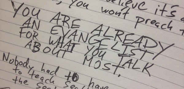 Verge 2014 notes – Redeemed for Gospel Community on Mission