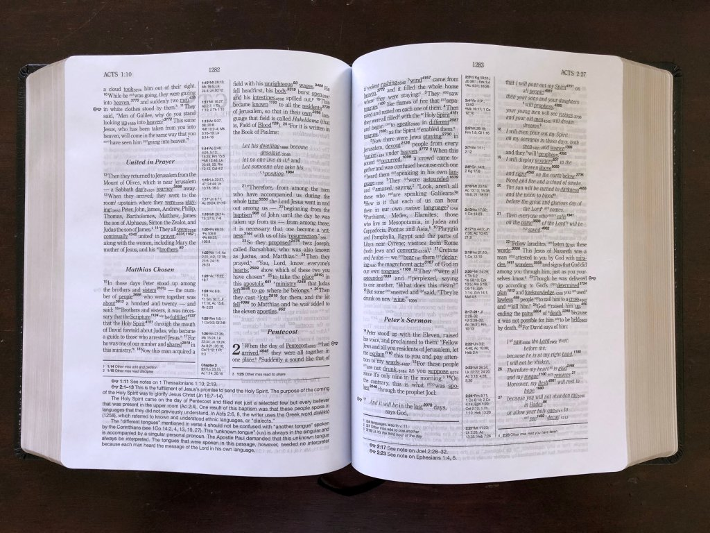 CSB Hebrew-Greek Key Word Study Bible