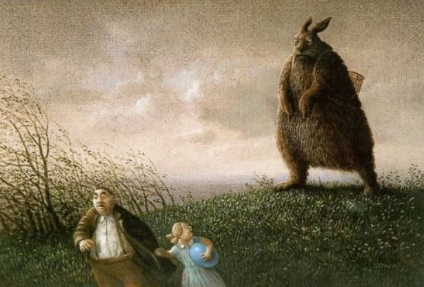The King James Only Easter Bunny Trail