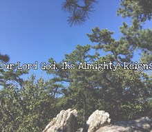 KIDScast#20 Our Lord God, The Almighty, Reigns