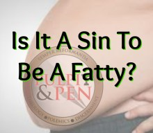 It's Not a Sin to Be A Fatty | Perry Noble