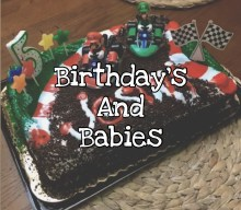 KIDScast#67 Birthdays and Babies