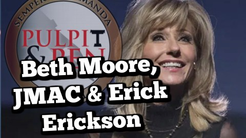 Beth Moore, JMAC, and Erick Erickson